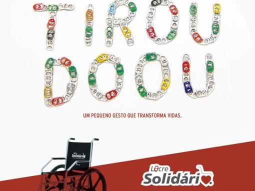 CCR RODONORTE | Lacre Solidário