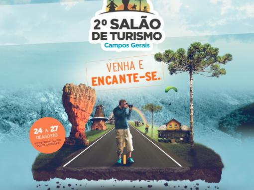 2º SALÃO DE TURISMO DOS CAMPOS GERAIS